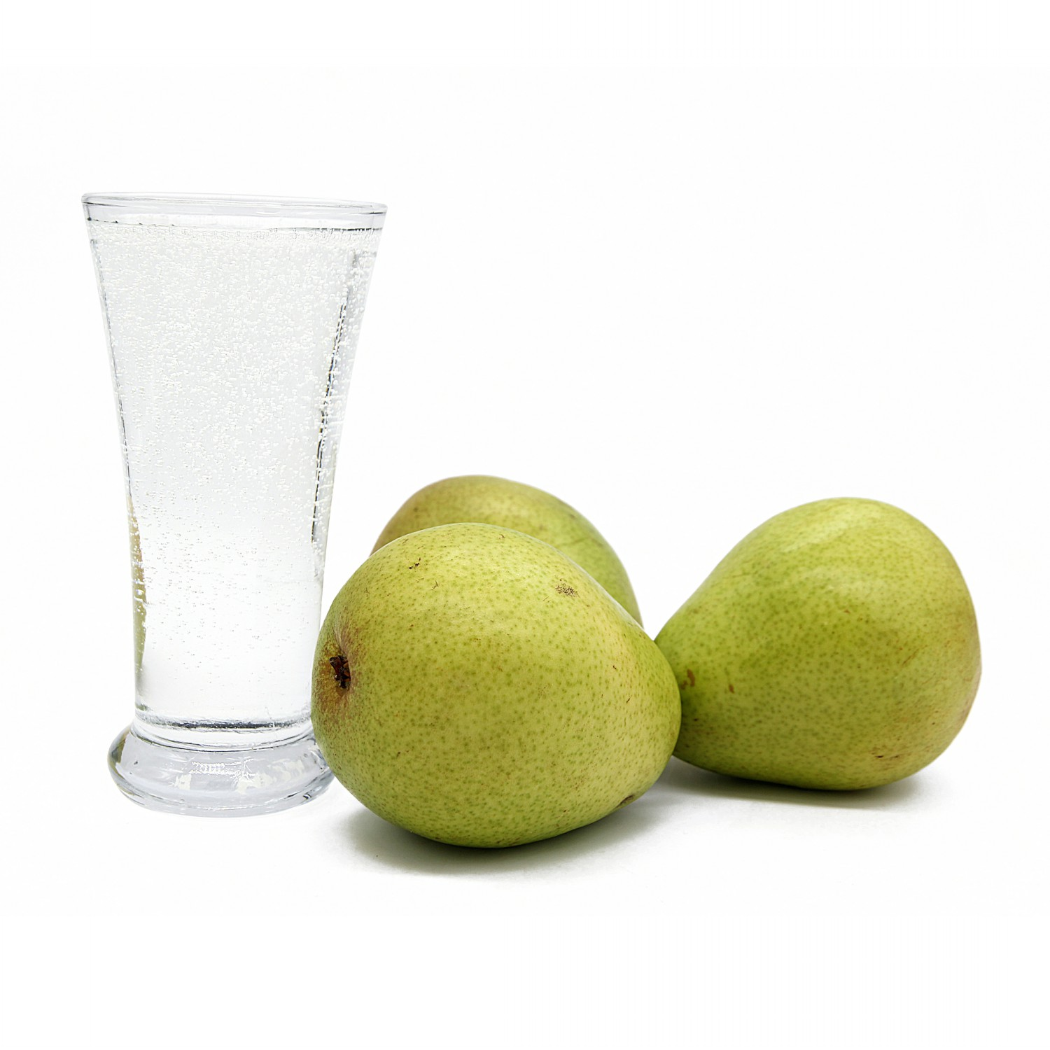 Deionized pear juice concentrate